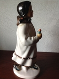 Девочка-якутка с цветком ЛФЗ photo 5
