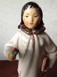 Девочка-якутка с цветком ЛФЗ photo 6