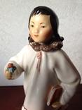Девочка-якутка с цветком ЛФЗ photo 7
