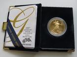20 долларов, 2007г., полированая photo 1