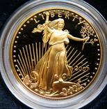 20 долларов, 2007г., полированая photo 3