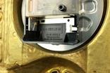 Каминные часы в латунном корпусе. Кварц. Высота 400 мм. Германия. (0510) photo 12
