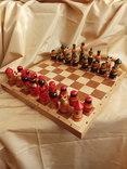 Шахматы тематические росписные photo 1