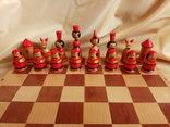 Шахматы тематические росписные photo 3