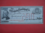 США чек 1912 год на 319,08$ photo 3