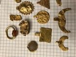 Лот античного золота photo 3
