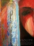 "Картина ""Девушка с попугаем"" Н.Литвин photo 3"