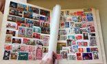 Альбом с марками 745 шт photo 4