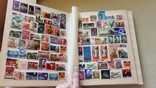 Альбом с марками 745 шт photo 5