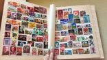 Альбом с марками 745 шт photo 7