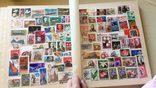 Альбом с марками 745 шт photo 8