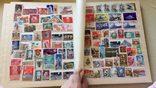 Альбом с марками 745 шт photo 9