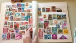 Альбом с марками 745 шт photo 10