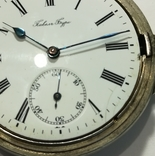 Часы карманные Павел Буре photo 2