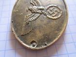 Служебный жетон Третий рейх копия, фото №4