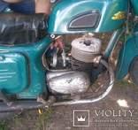 Мотоцикл К 175 1960 photo 4
