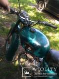 Мотоцикл К 175 1960 photo 9