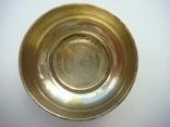 Серебряная солонка 1894 года 24.8 грамма photo 12