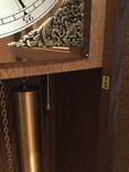 Часы напольные трёхгиреювые от Hermle photo 5