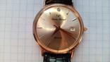 Часы 14K Rose Gold Lucien Piccard photo 1
