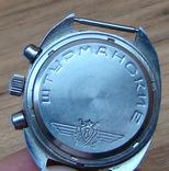 Часы полет штурманские хронограф ссср photo 6