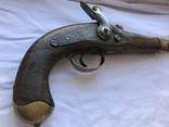 Русский капсюльный пистолет Ижевский оружейный завод образца 1853 г. photo 2