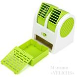 Мини USB кондиционер вентилятор увлажнитель Electric mini Fan photo 4