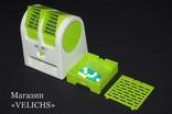 Мини USB кондиционер вентилятор увлажнитель Electric mini Fan photo 5