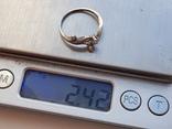 Колечко. Серебро 925 проба. Размер 18, фото №7