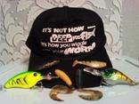 Подарочный набор Рыбаку Кепка плюс воблера . photo 1