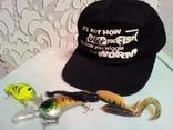 Подарочный набор Рыбаку Кепка плюс воблера . photo 3