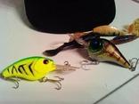 Подарочный набор Рыбаку Кепка плюс воблера . photo 4