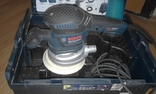 Эксцентриковая шлифмашина BOSCH GEX 125-150 AVE Professional photo 4