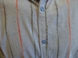 Рубашка новая Португалия 100% хлопок размер 44 photo 2