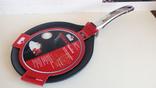 Сковорідка для блінчиків BAF Gigant Newline Crepes-Pfanne Induktion - Ø28 cm photo 1