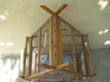 Клетка для птиц. photo 2