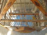 Клетка для птиц. photo 11