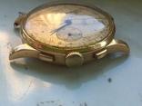 Часы хронограф 750 проба photo 2