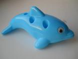 Поставка для ручек или карандашей дельфин внизу есть точилка для карандашей