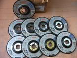 Зачистные круги Bosch Expert for Metal 125x6 мм. 9шт.
