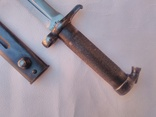 Штык 1896 года к винтовке Маузера, Карл Густав, Швеция. photo 2