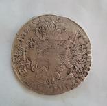 Рубль 1705 года (перечекан) photo 8