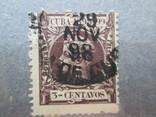 Куба 1898 гаш, фото №2