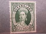 Австралия 1960 гаш, фото №2