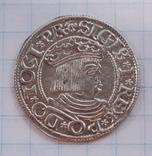 Гданьский  грош 1533 г. фото 2