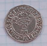 Гданьский  грош 1533 г. фото 3