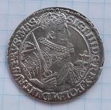 Сигизмунд III. Орт 1621 г. SIGI фото 3