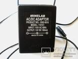 Сетевое зарядное устройство к Минелабу Е- трек