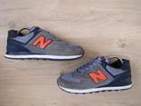 Модные мужские кроссовки New balance 574 Sweatshirt 100% оригинал в отличном состоянии