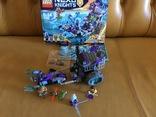 LEGO Лего Nexo Knights Мобильная тюрьма Руины 70349
